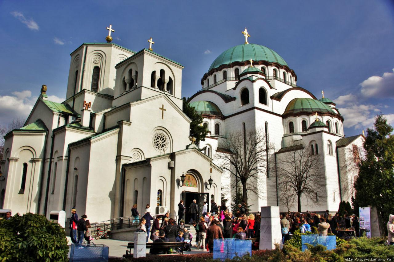 художник фото сербской церкви в москве пластилина