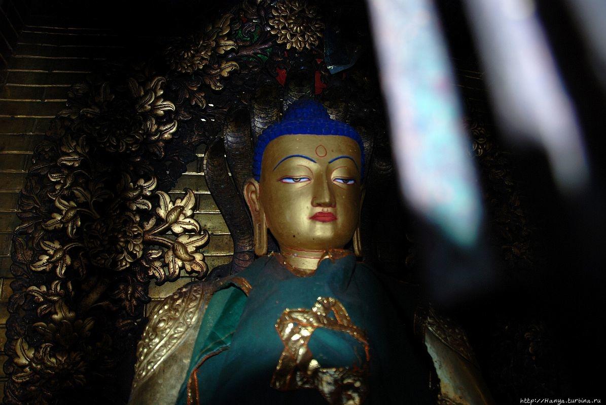Будда Amoghosiddhi North