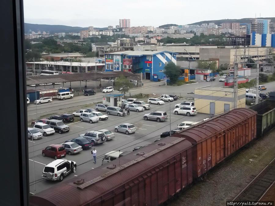 Автовокзал владивосток картинки