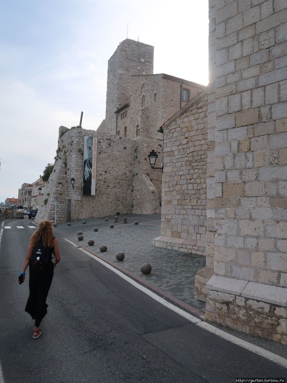 Замок Гримальди — музей П