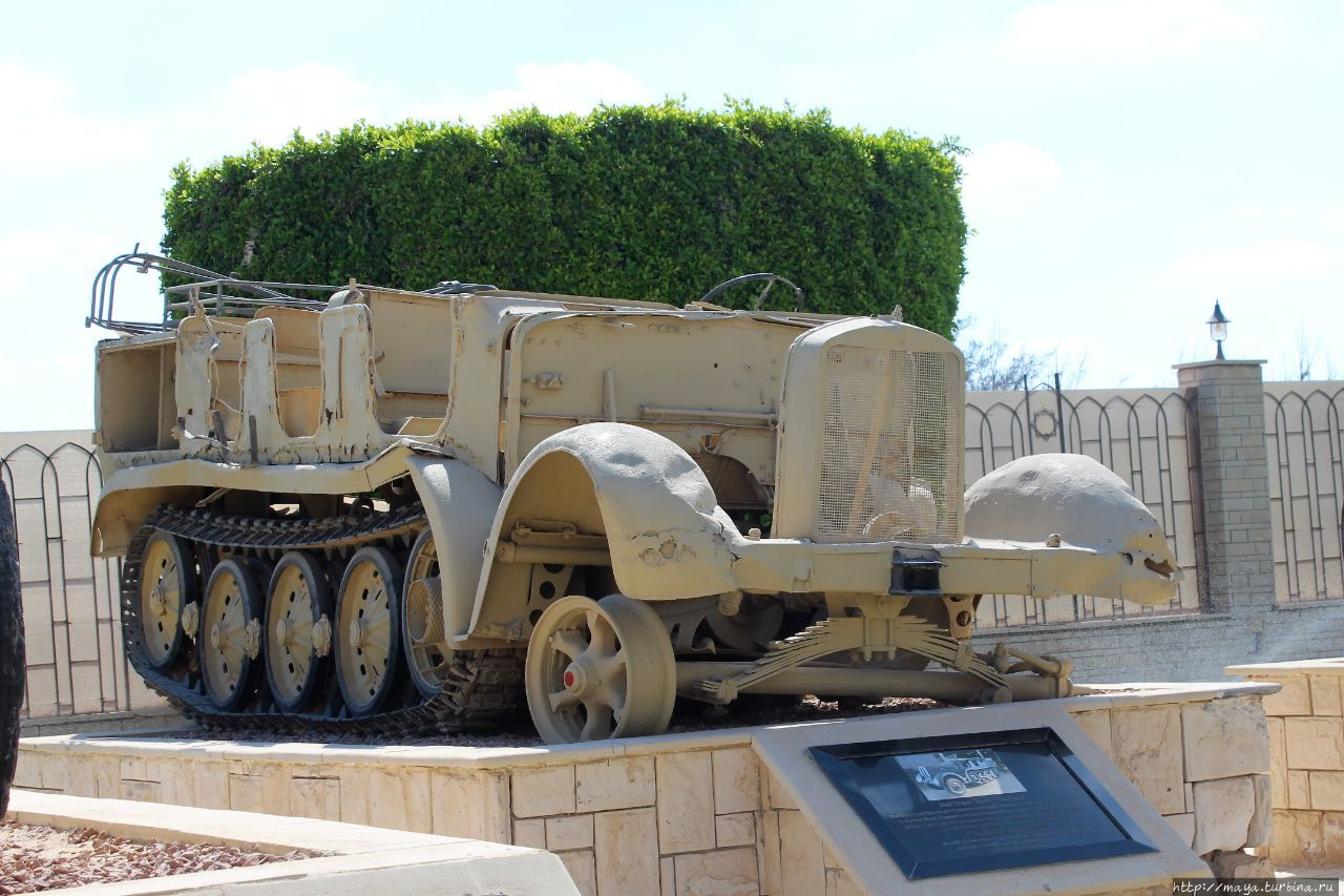 Военный музей Эль-Аламейн
