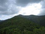 Баранец (1 час 50 минут спуска с вершины).