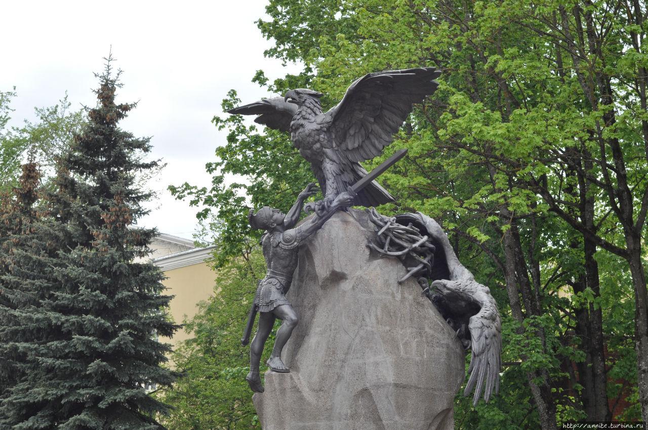памятники смоленска фото и описание еще несколько