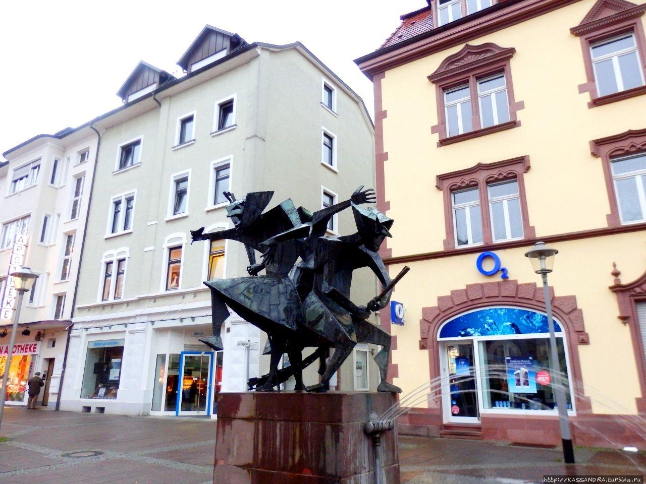Истории из жизни Оффенбурга Оффенбург, Германия