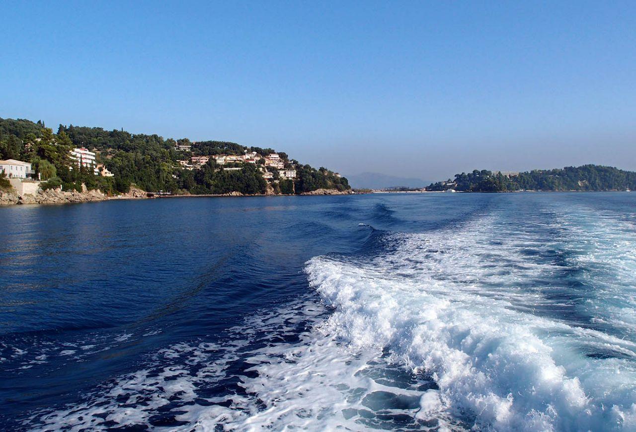 Антипаксос и все, все, все... Ионические острова, Греция
