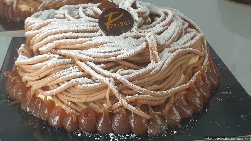 кондитерская пастичерия патрицы Фьюмичино, Италия
