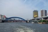 Синий мост через реку Сумида, фото из интернета.