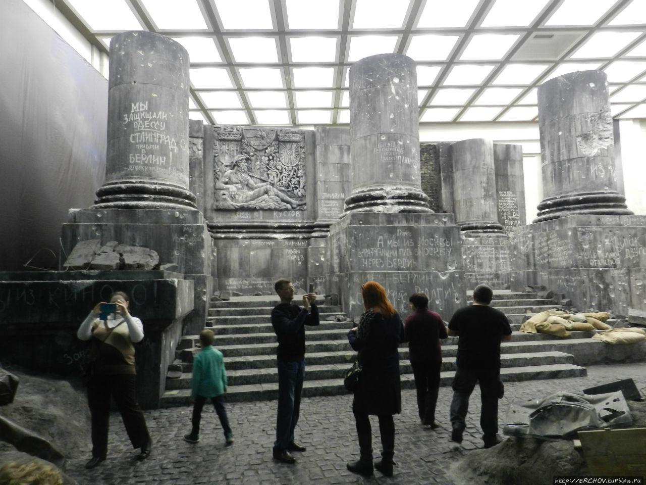 музей парк победы в москве фото шести километрах