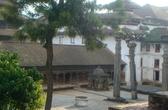 Внутренний дворик Мул Чоук Королевского дворца Хануман Дхока. Из интернета
