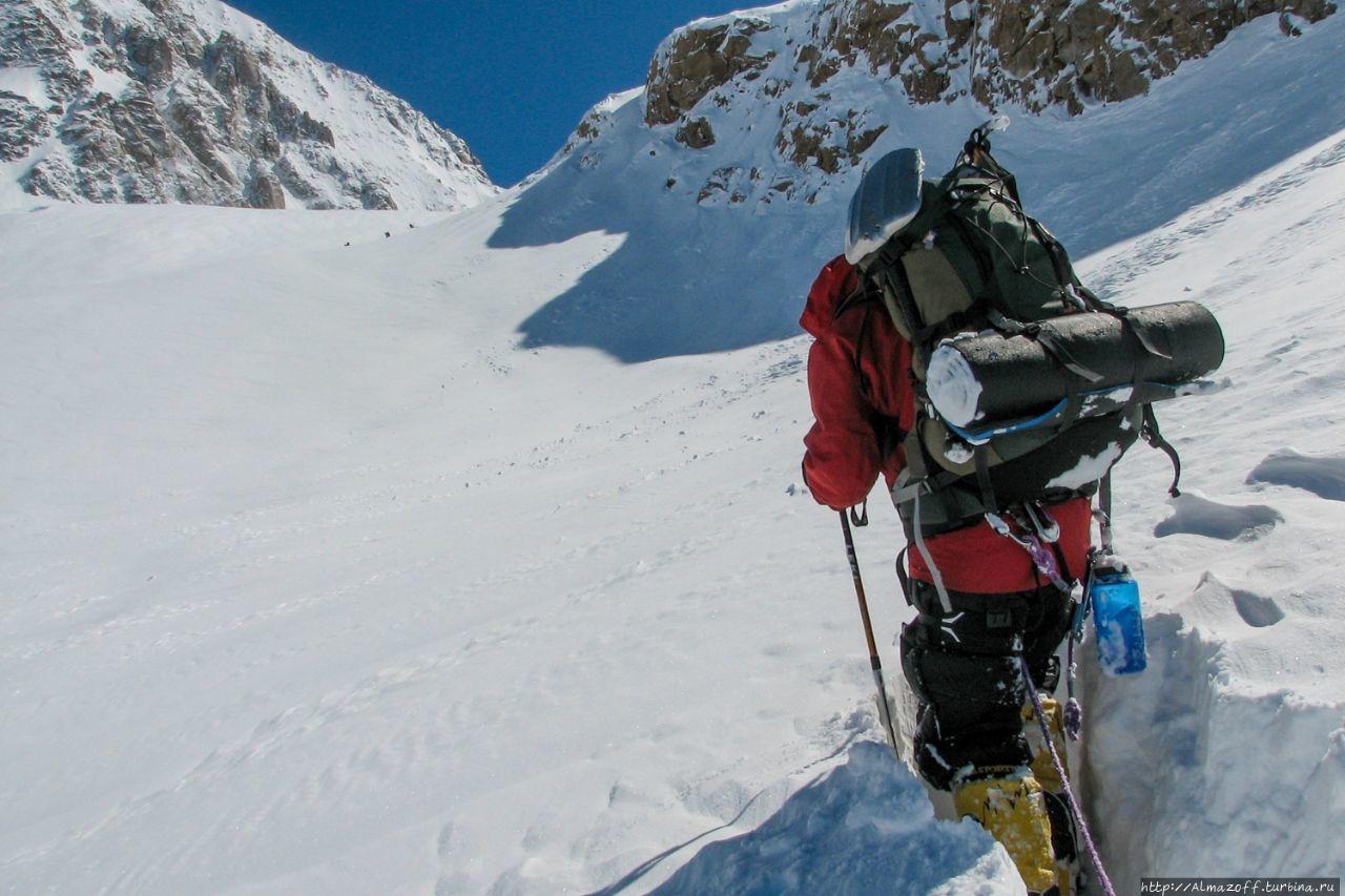 Продолжение дневника восхождения на высшую точку США Национальный парк Денали, CША