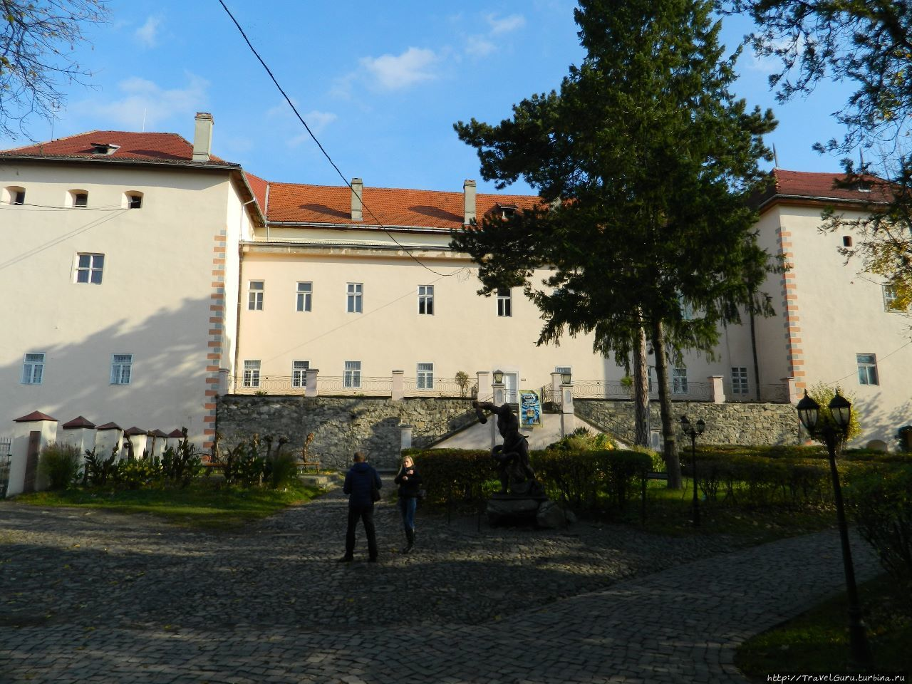 Цитадель замка