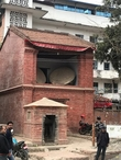 Катманду, Дурбар. Барабанная Башня