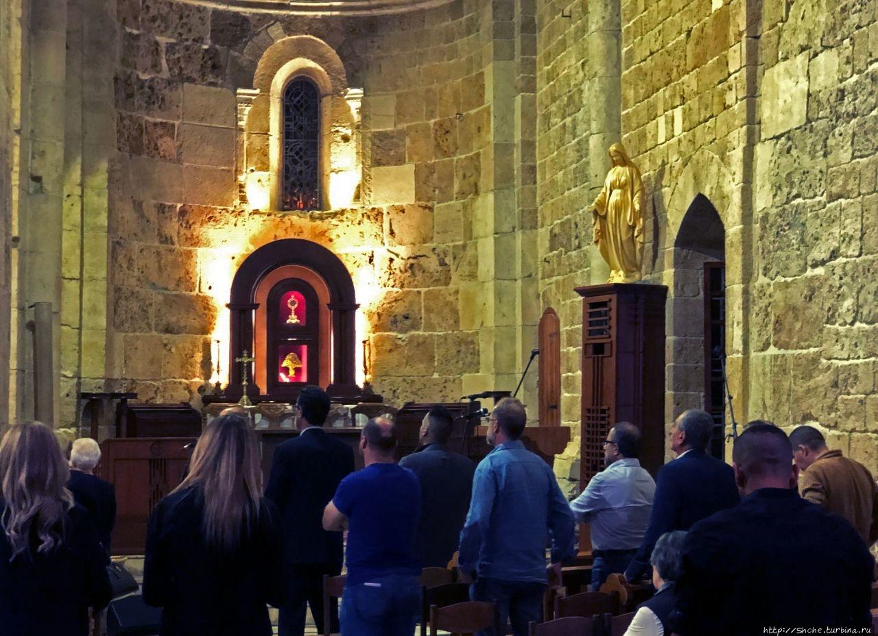 Церковь святого Иоанна Крестителя Библ, Ливан