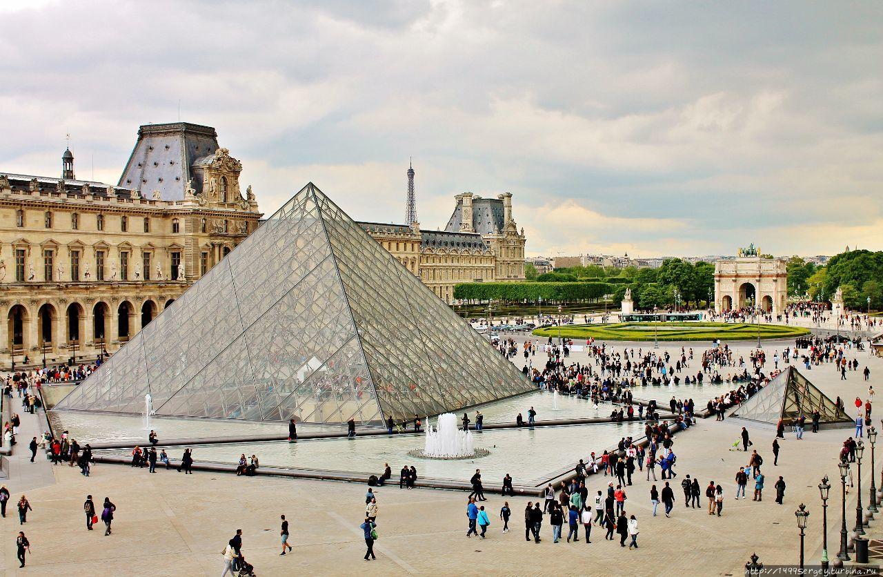 экономии фото с пирамидой лувра холодильной камеры шкаф