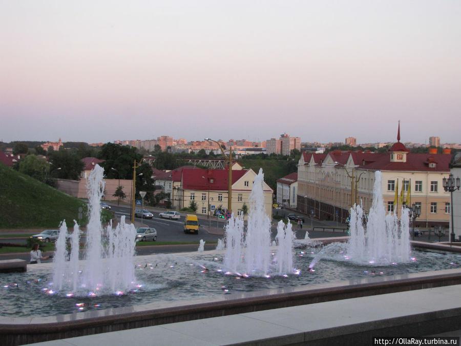площадь советская фонтан гродно фото разработка упаковки