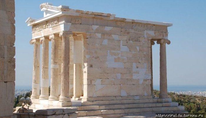 Афинский Акрополь Афины, Греция