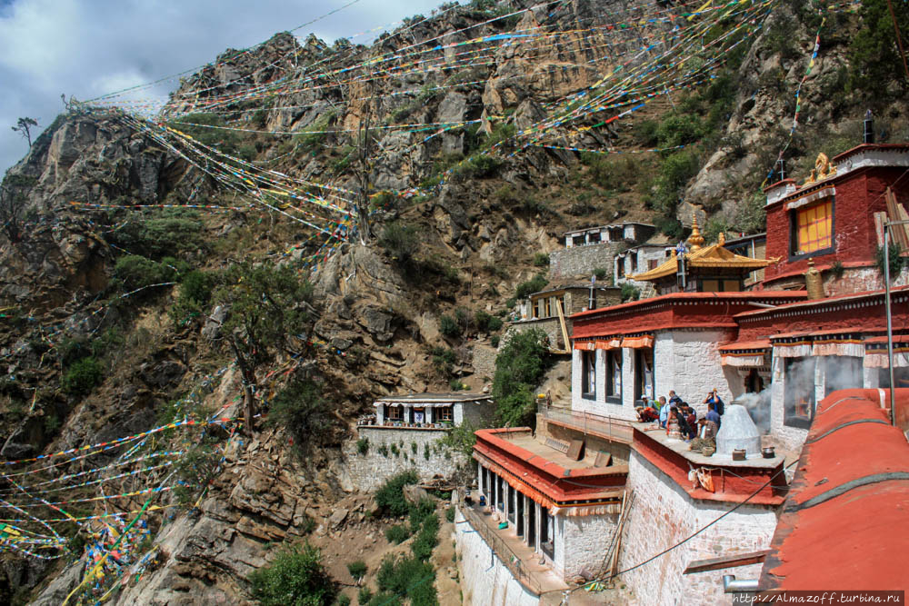 Женский монастырь Ямалунг Самье, Китай