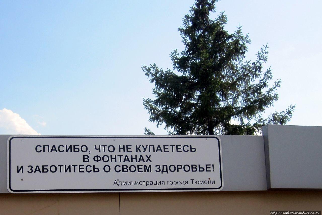 Цветной бульвар и Цирк Тюмень, Россия