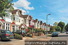 Пригороды лондона le royal meridien дубай