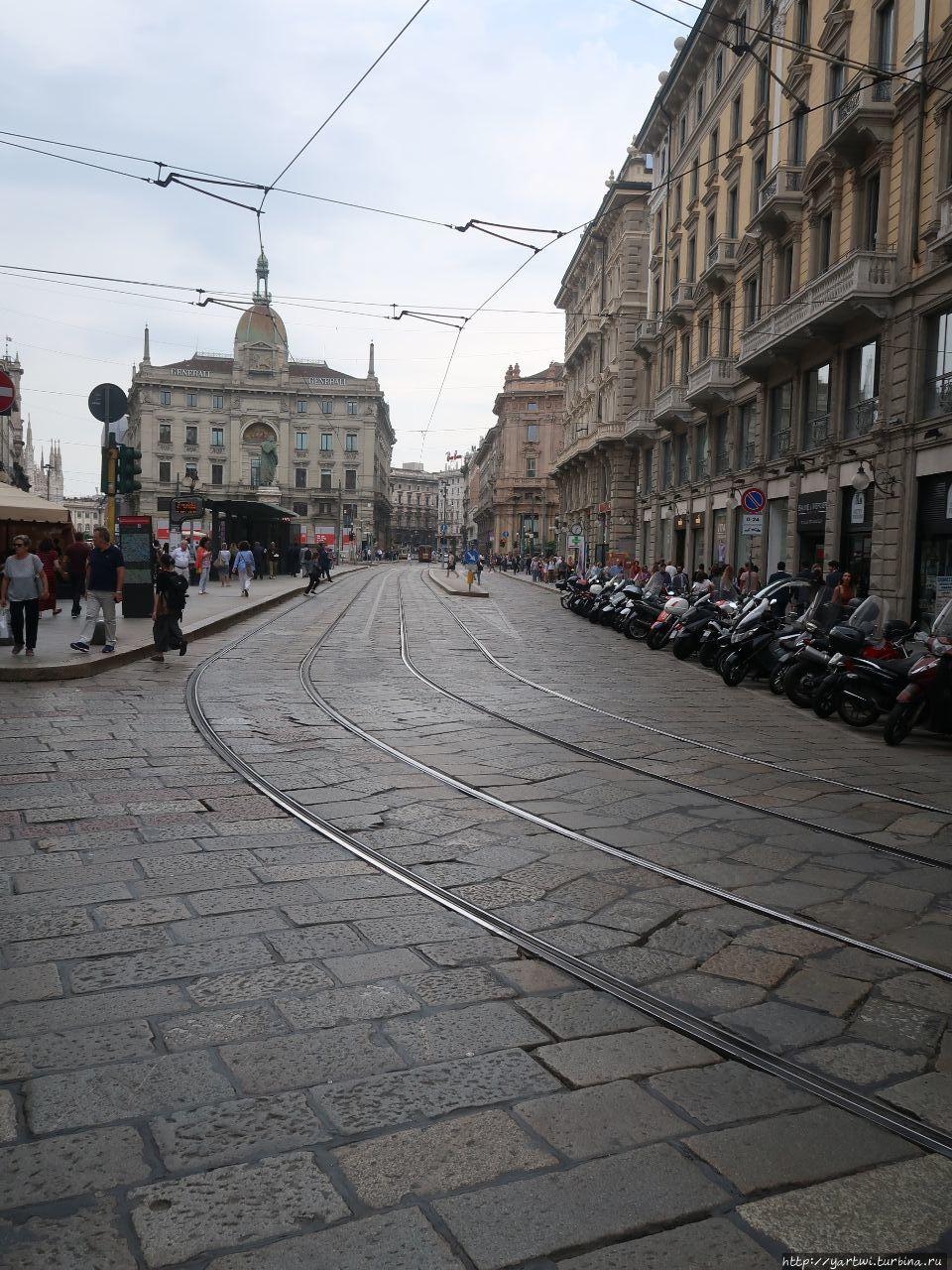 Вид на площадь Кордузио.