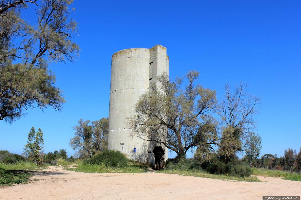 водонапорная башня, Беэри
