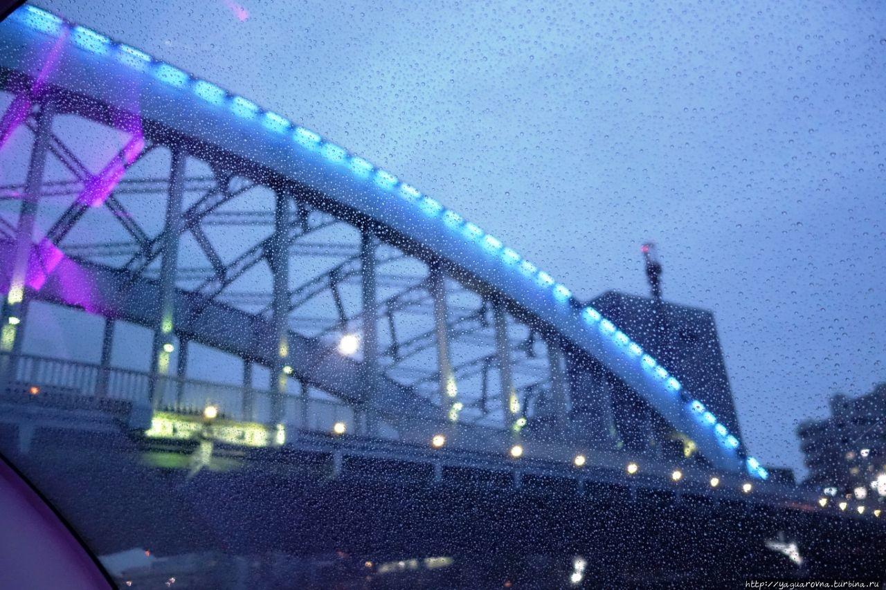 Мост Эйдзи. Токио, Япония