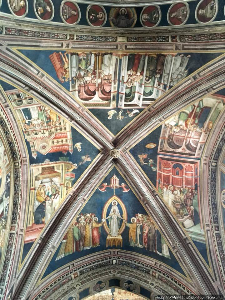 Базилика ди Санта Катерина д Алессандриа Галатина, Италия