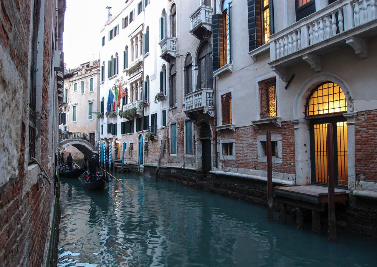 Венеция фото квартир жителей