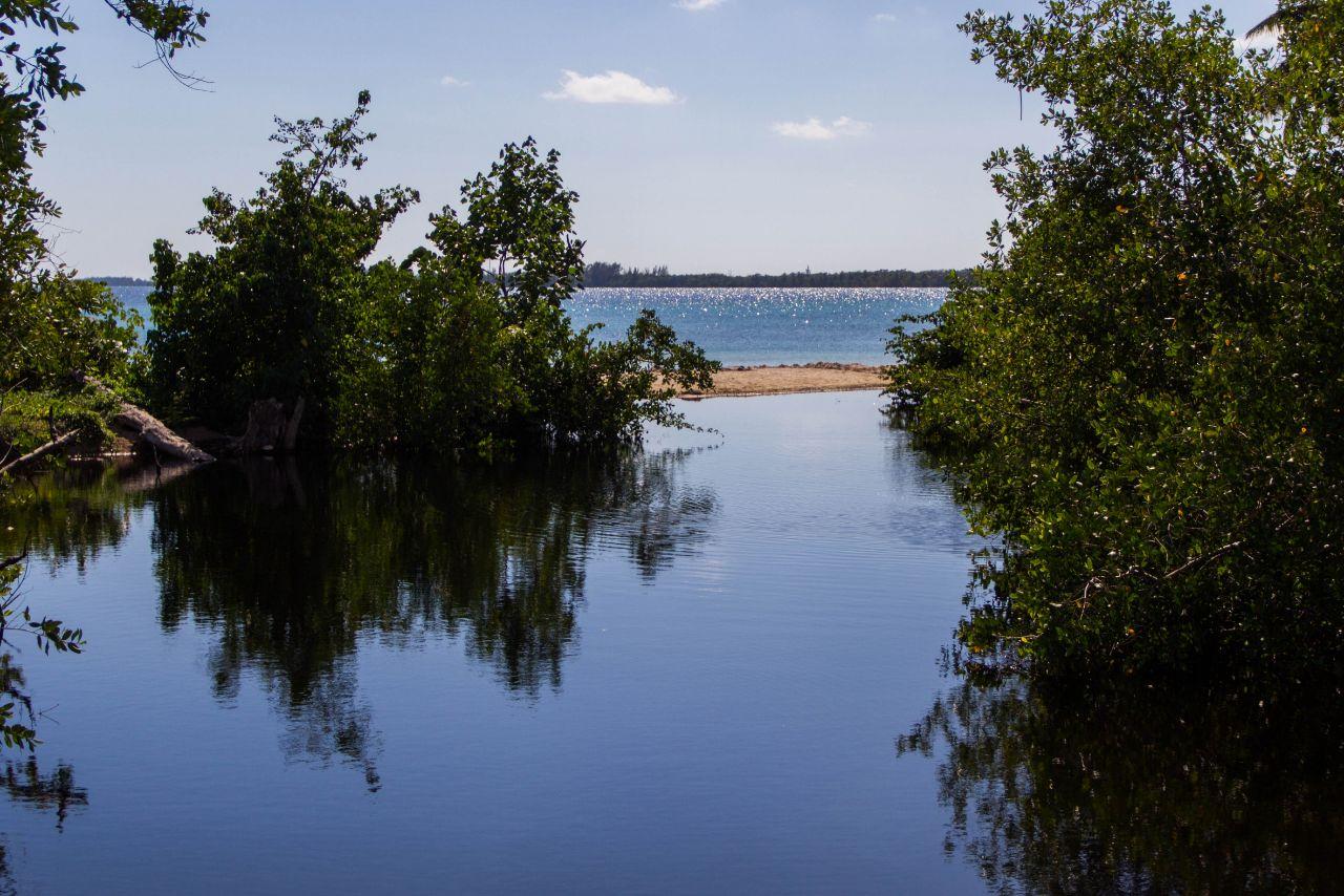 Плайя Ларга в январе Плайя-Ларго, Куба