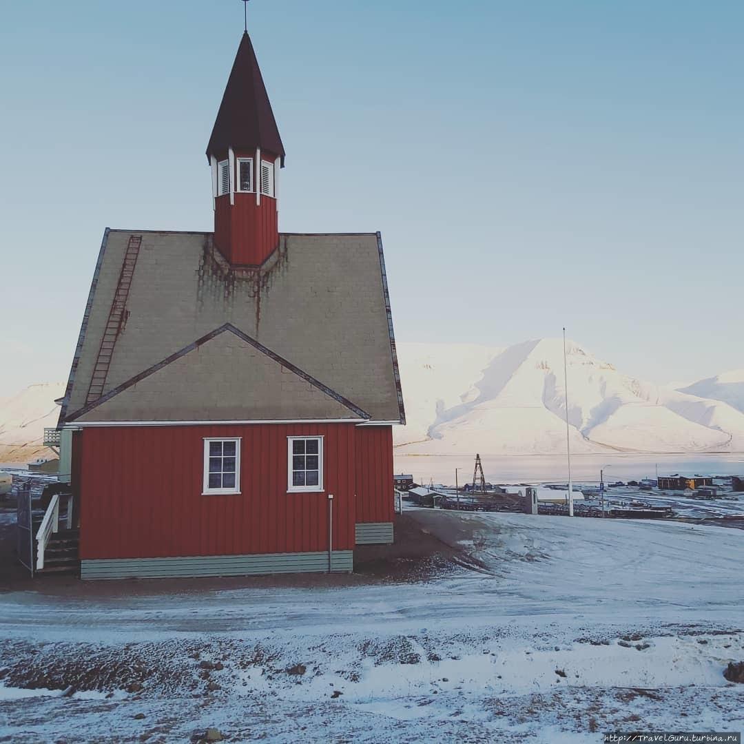 Самая северная церковь в
