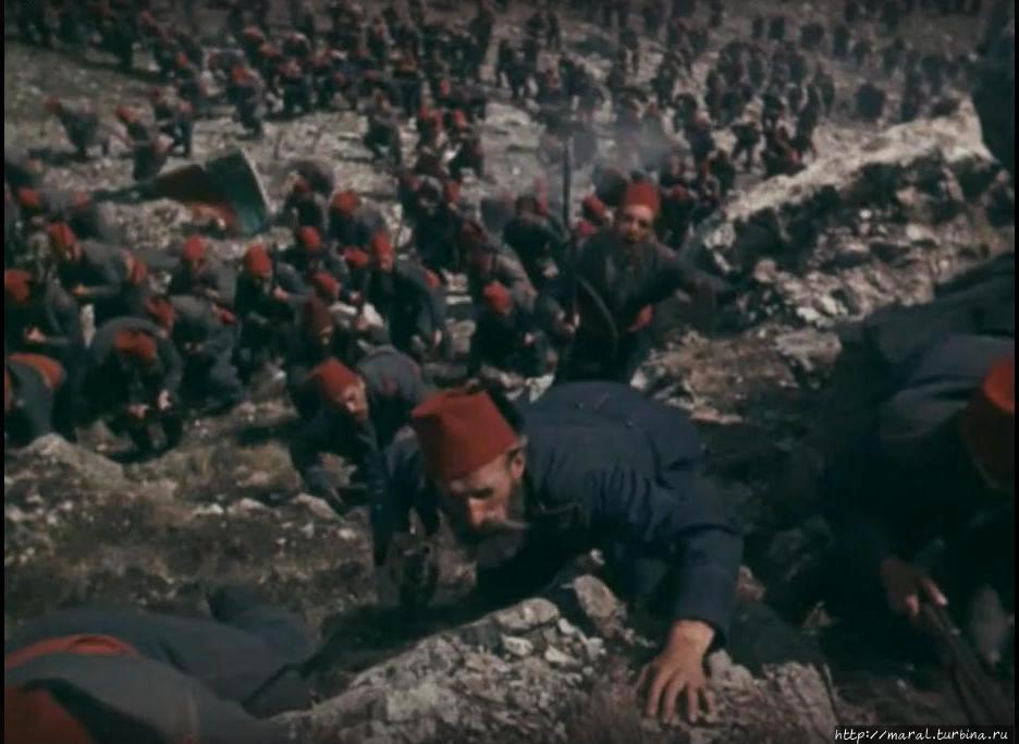 Кадр из фильма «Герои Шип
