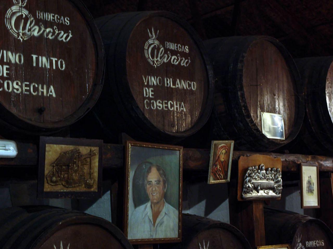 Винодельня и ресторан Бодегас Альваро Такоронте, остров Тенерифе, Испания
