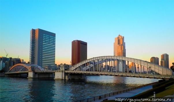 мост Качидоки, фото из интернета. Токио, Япония