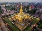 Ват Тхат Луанг. Фото из интернета