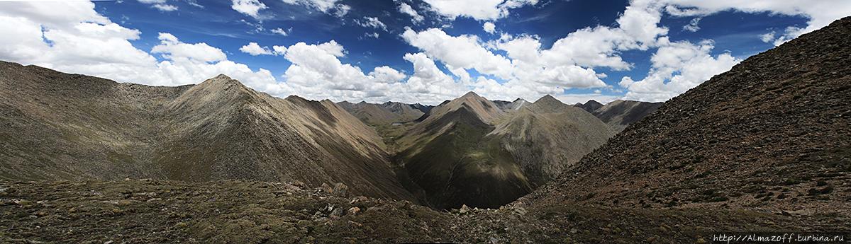 Перевал Шугу-Ла (5250м)
