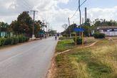 дорога в Плайя Ларга