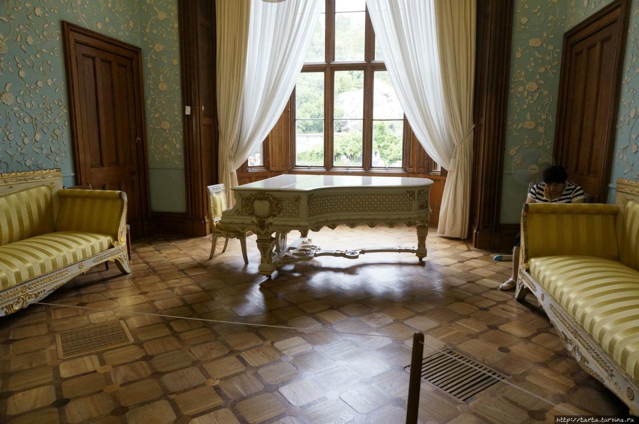 появляющиеся воронцовский дворец фото помещения для прислуги должно быть хорошего