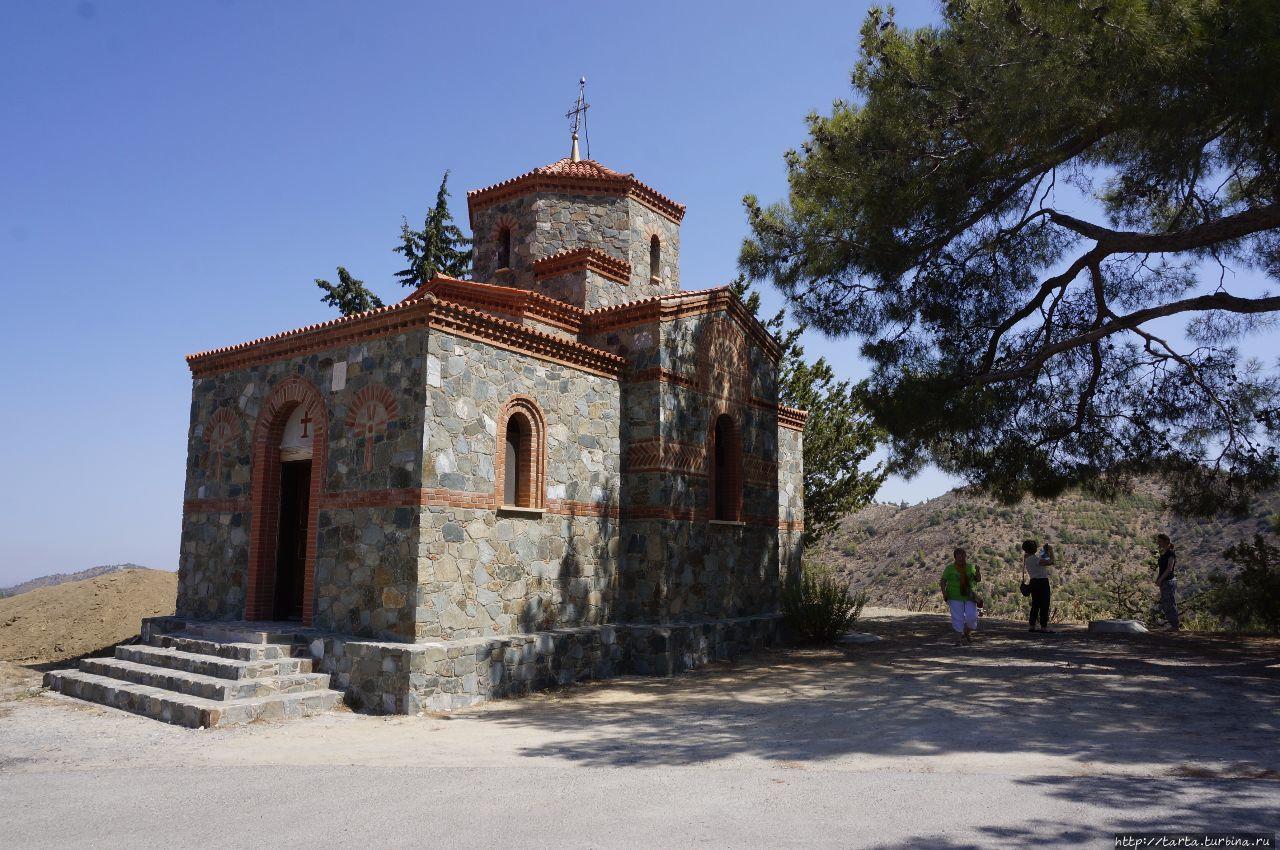 монастыри кипра фото и описание бакланам лапки