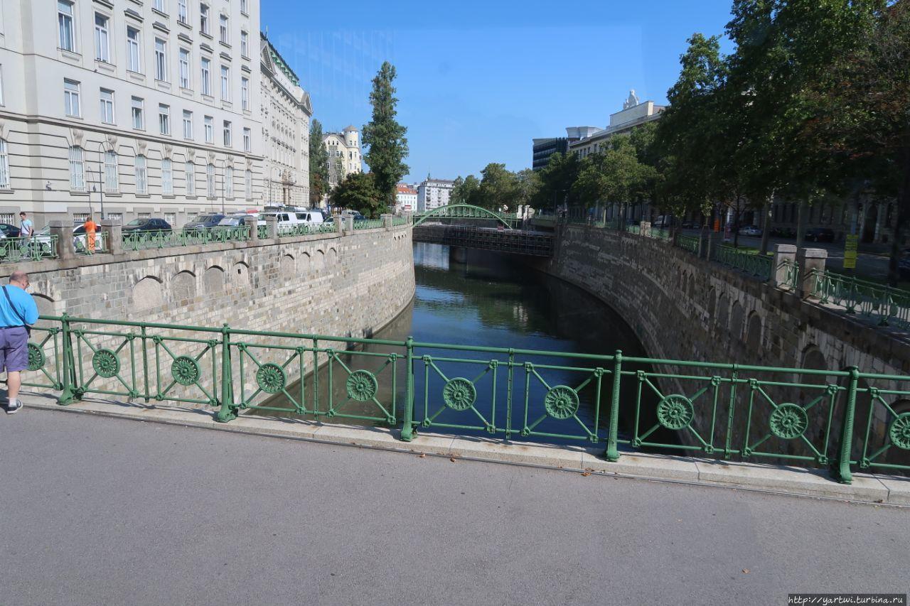 Река Вена.