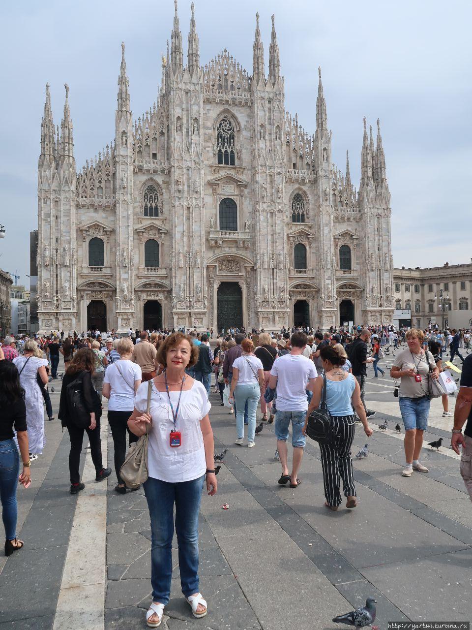 Миланский собор или Собор