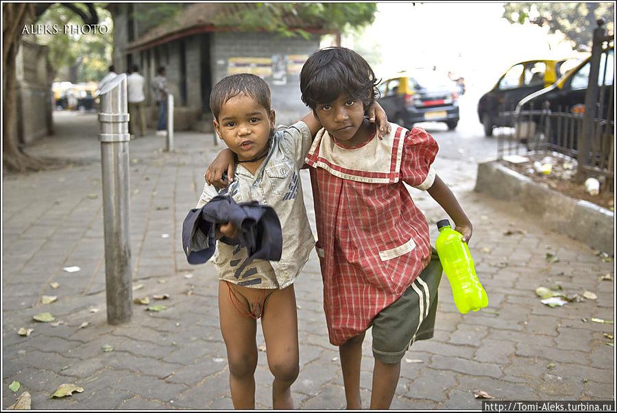 Mumbai nudity