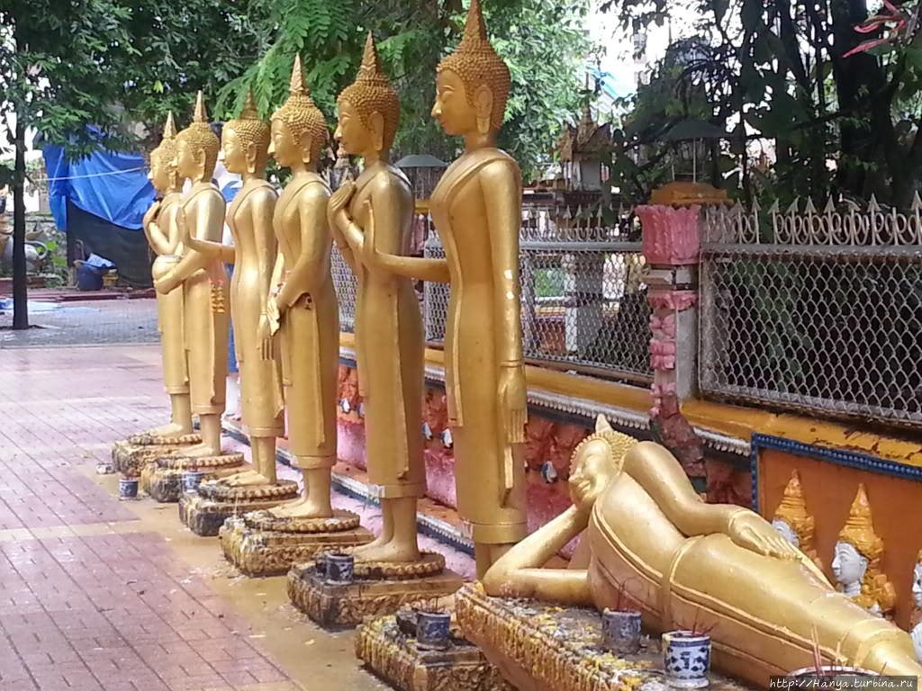 Храм Ват Си Муанг. Фото и
