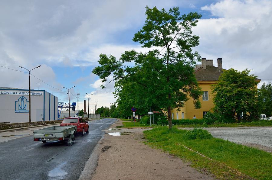 Локса эстония фото