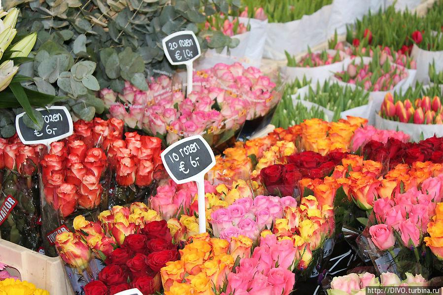Букет, прайсы на живые цветы