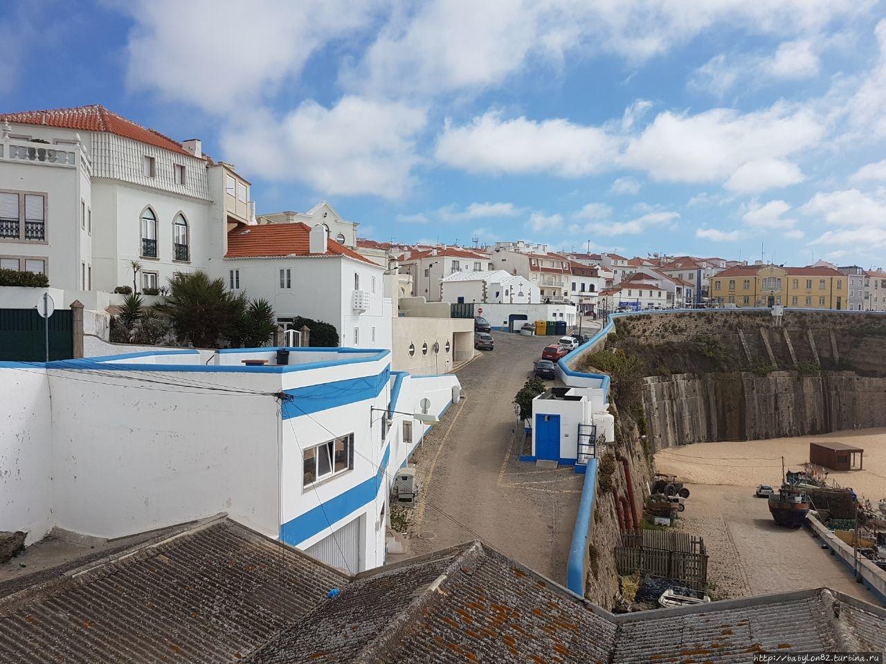 Эрисейра-город на краю света Эрисейра, Португалия