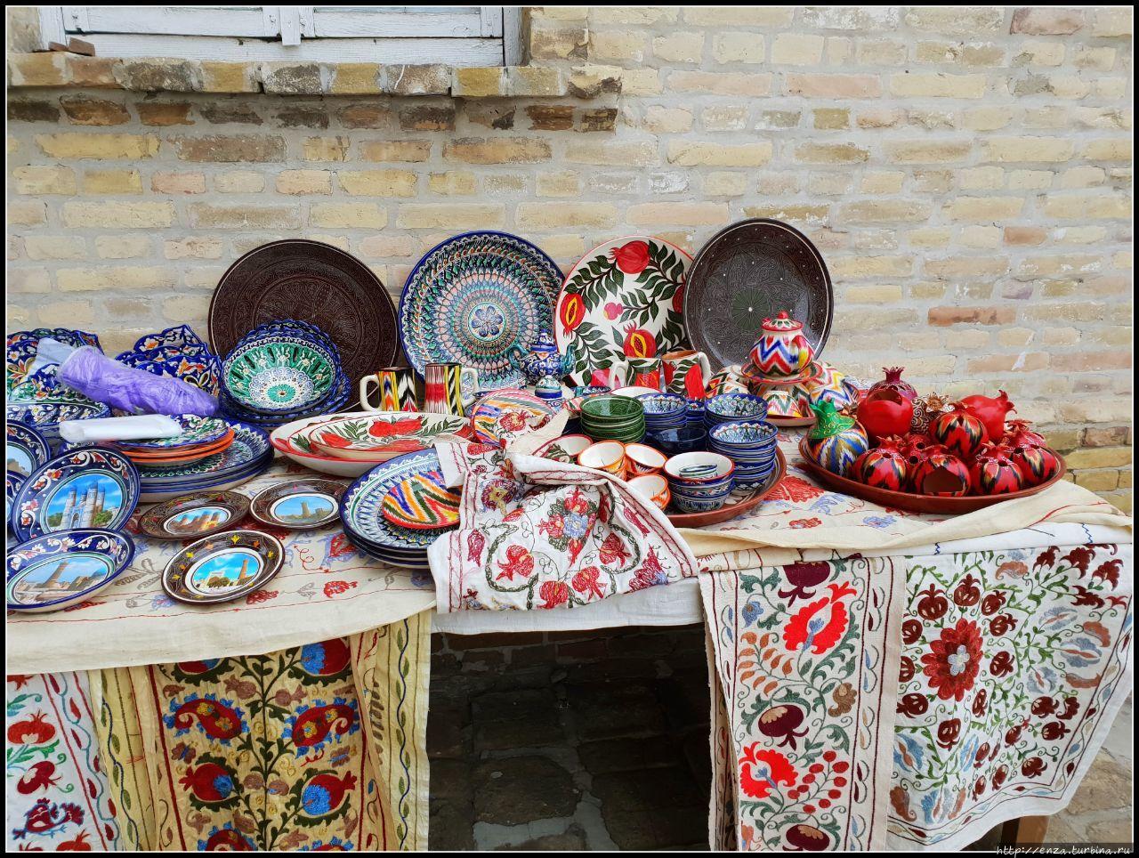 Узбекские звезды или пять дней в восточной сказке Узбекистан