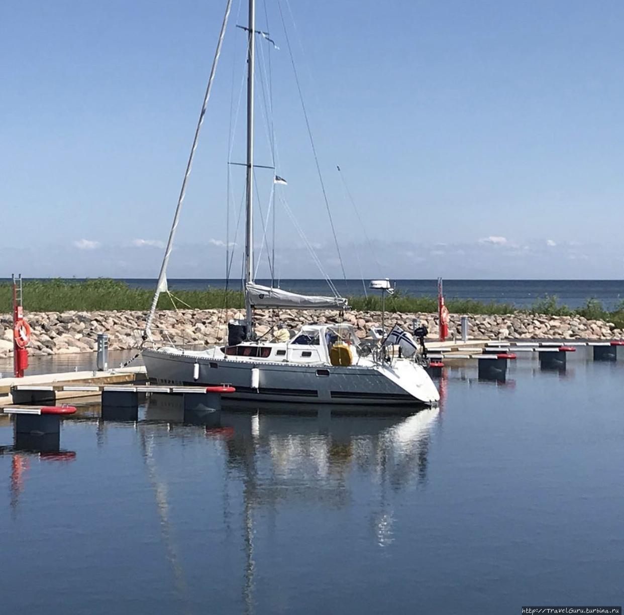 Рухну: остров, НЕ грозящий обрушением Остров Рухну, Эстония