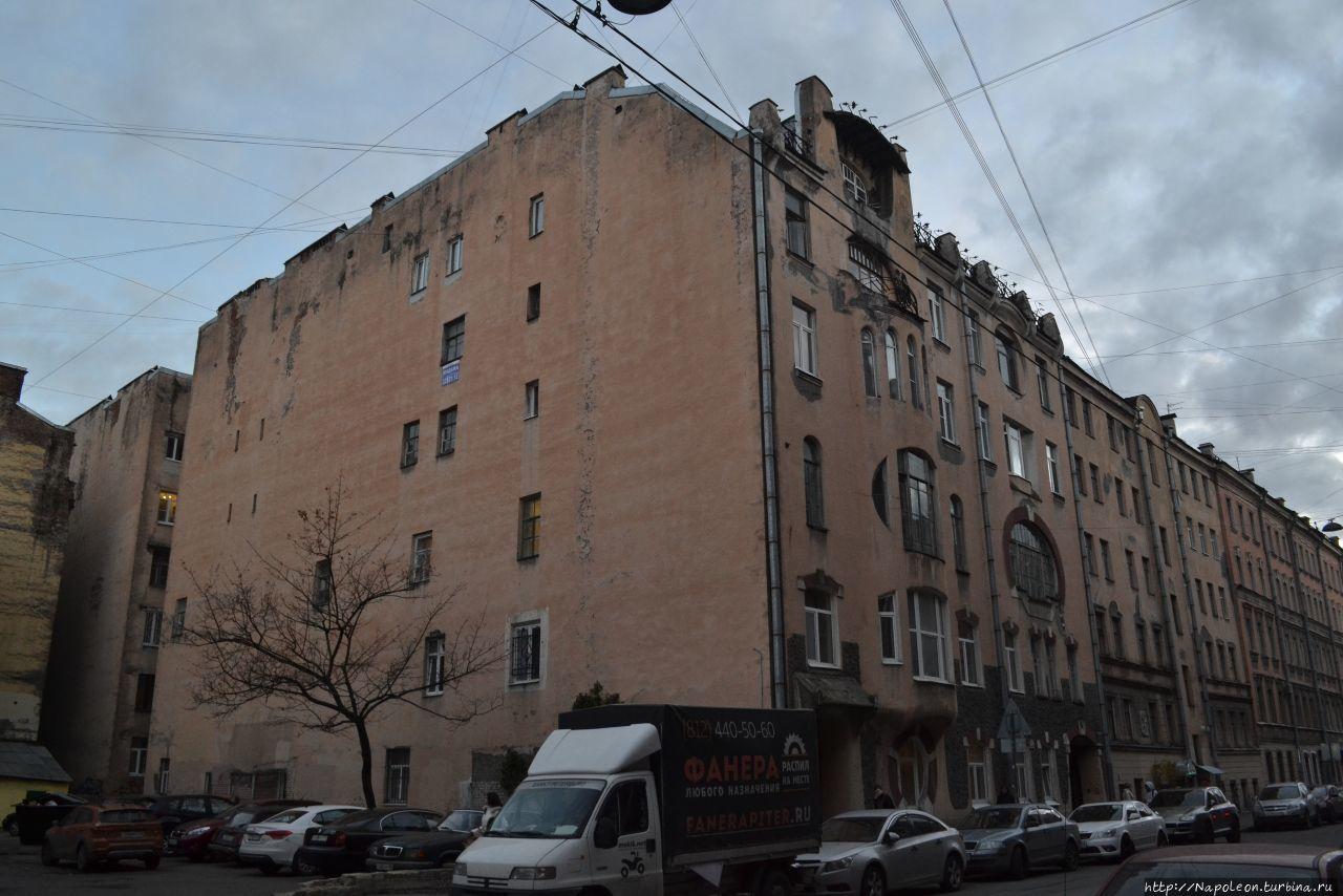 Перекупной переулок дом№7 / Perekupnoy 7