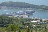 Морской порт с Петровской сопки