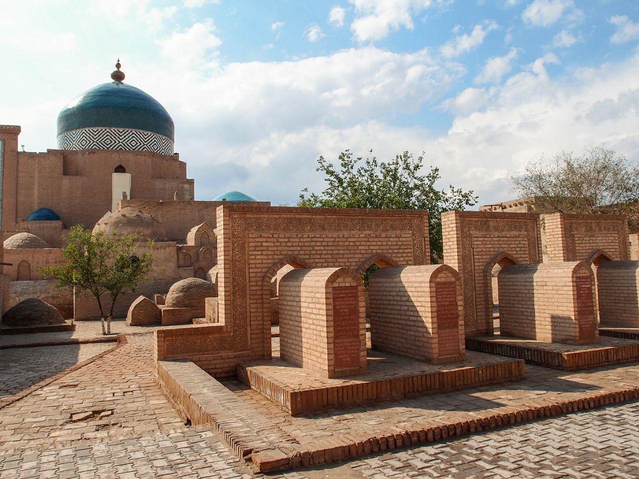 Мавзолей Пахлаван Махмуда Хива, Узбекистан